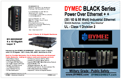 Dymec Black Series