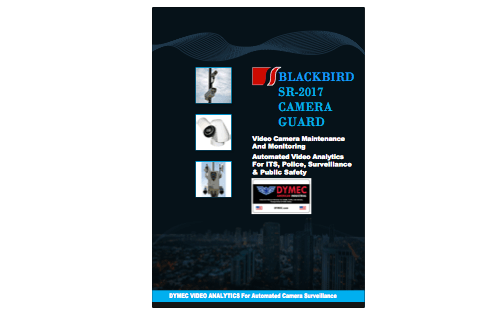 BlackBird SR-2017 Camera Guard Brochure
