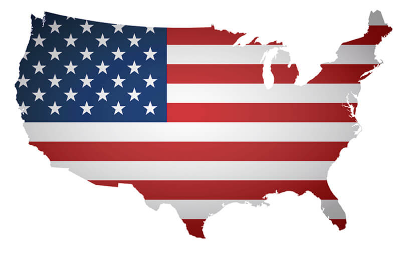 USA Flag Country