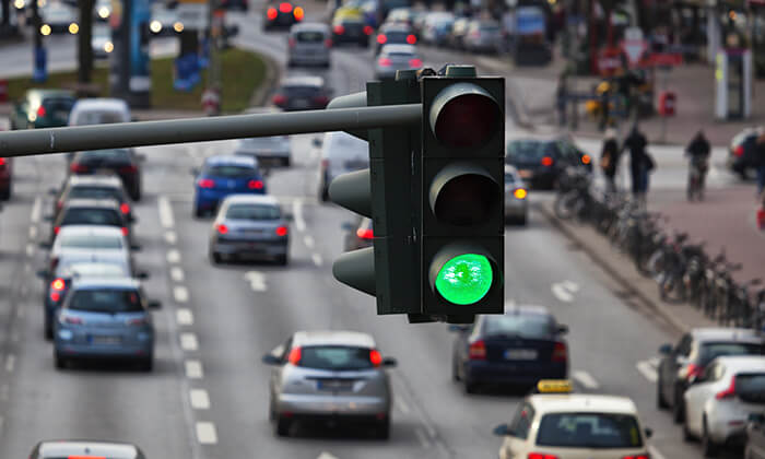 wichita traffic control system traffic light
