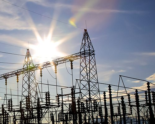 Tejar Power Substation
