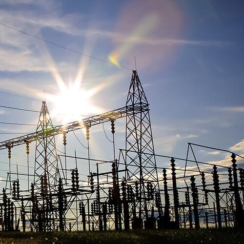 Tejar Power Substation
