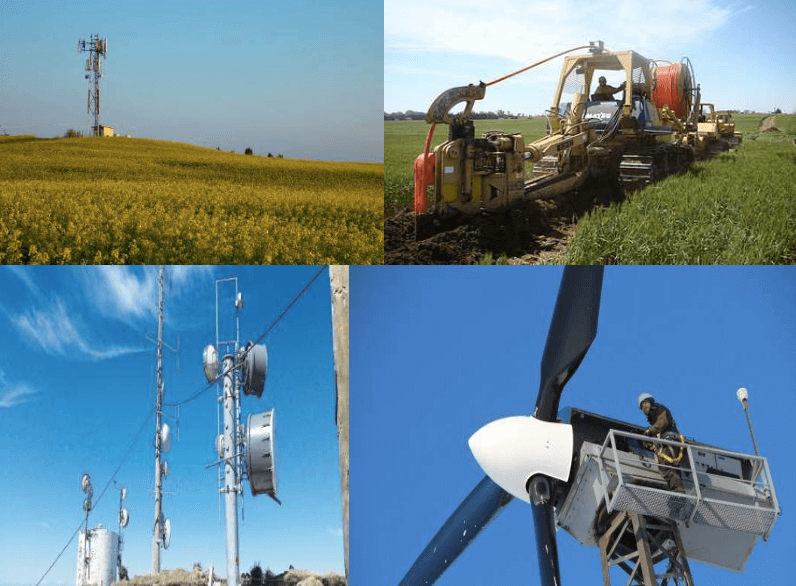 Rural Telecommunications Image Gallery