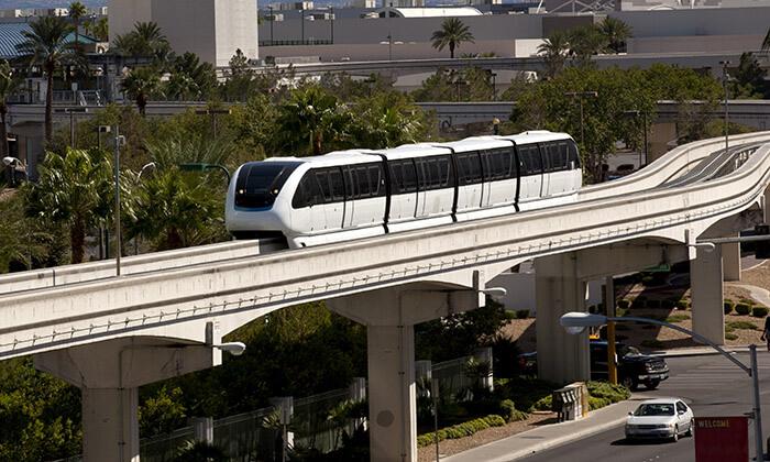 innovia monorail