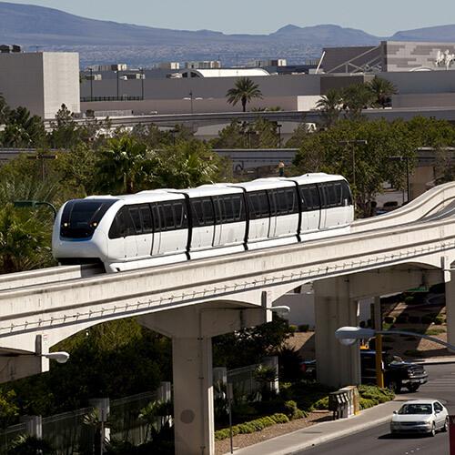 Driverless Innovia Monorail