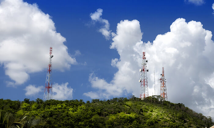 Rural Telecommunications Towers