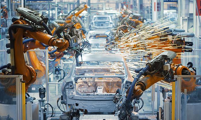 Tesla Car Part Manufacturing