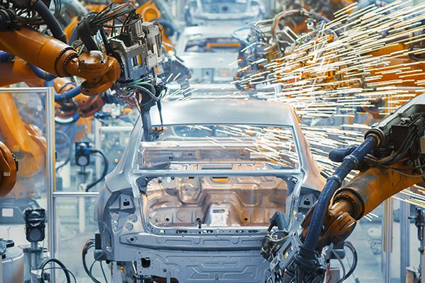 Tesla Car Part Manufacturing