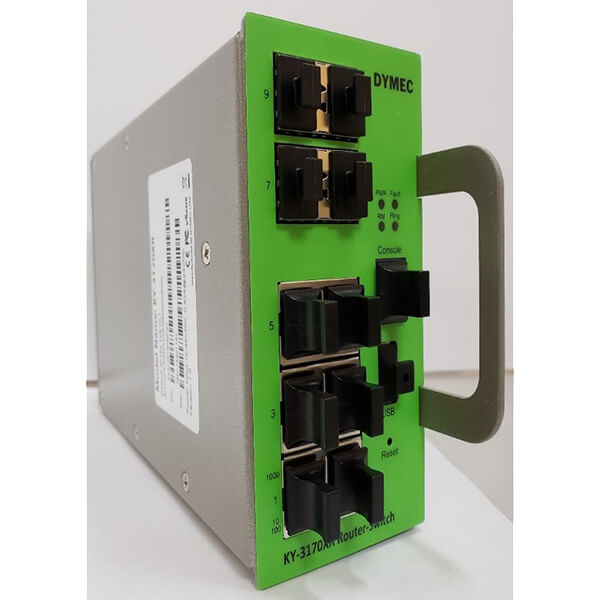 Its 10 Port 10gbe Switch Router Ky 3170xr