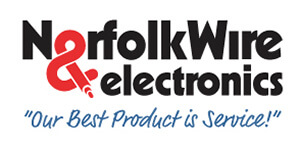 Norfolk Wire & Electronics Logo