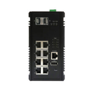 KY CPG0802 layer 3 industrial ethernet