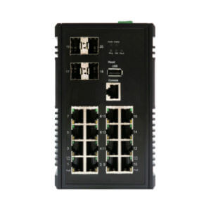 KY CPGB1604 20 port managed layer 3 ethernet