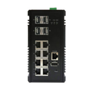 KY CSG0804 managed non PoE switch