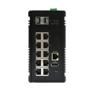 KY CSG1002 12 port gigabit non PoE switch
