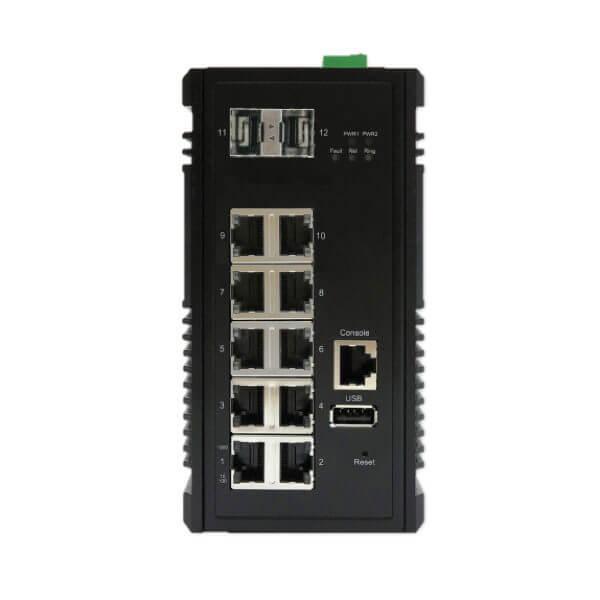 KY CSG1002 12 port gigabit non PoE switch