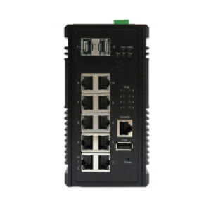 KY CTG1002 layer three managed ethernet switch