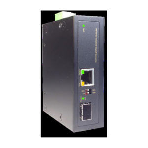 KY HCS8011SFP 60W gigabit media converter injector