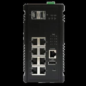 KY MPG0802 10 port gigabit ethernet switch