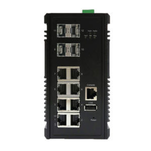 KY MPG0804 12 port layer 2 ethernet switch