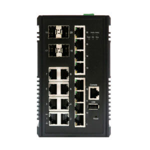 KY MPX1604 20 port managed layer 2 10gbe uplink