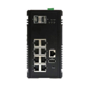KY MSX0802 layer 2 managed industrial ethernet switch