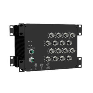 MT 1600G M12 20 port industrial ethernet switch