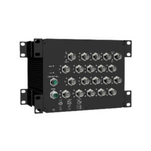 MT 1604X M12 20 port managed ethernet switch