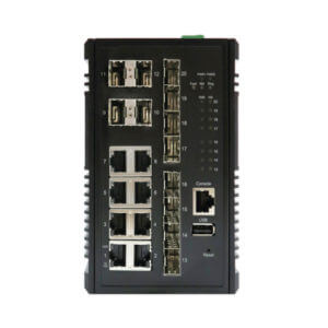 TAA compliant KY CSX0812 ethernet switch
